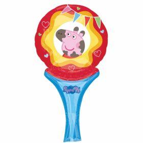 Peppa Pig Inflate a Fun Air Fill Balloon