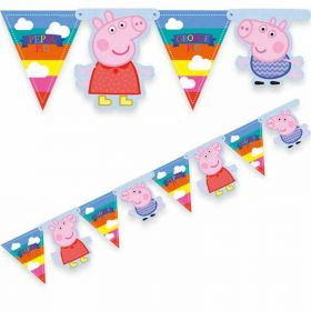 Peppa Pig Jointed Banner 1.5M