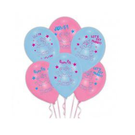 "Peppa Pig Latex Balloons 11"""