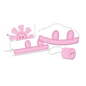 Peppa Pig Make Your Own Mask Kit