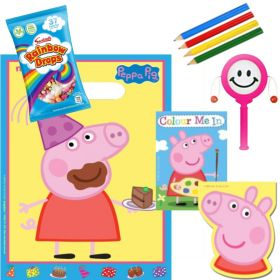 Peppa Pig Party Bags
