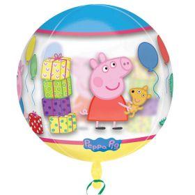 Peppa Pig Orbz Foil Balloon 15''