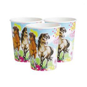 Horses Cups