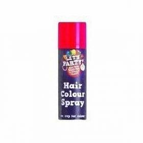 Hair Colour Spray Pink