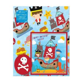 Pirate Gift Wraps
