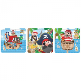 Pirate Jigsaw Puzzle
