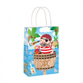 Pirate Paper Party Bag