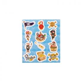 Pirate Sticker Sheet