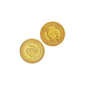 1 Pirate Treasure Plastic Coin
