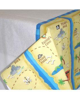 Pirate treasure Tablecover