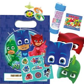 PJ Masks Filled Party Bags, one supplied