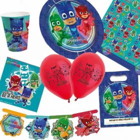 PJ Masks Ultimate Party Kit for 8