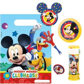 Mickey Mouse Pre Filled Party Bags