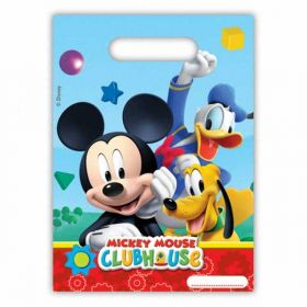 Playful Mickey Mouse Party Bags pk6