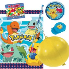 Pokemon Pre Filled Party Bags
