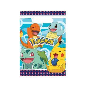 New Pokemon Party Bags, pk8