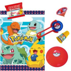 Filled Pokemon Party Bags