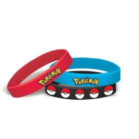 Pokémon Rubber Bracelets pk6
