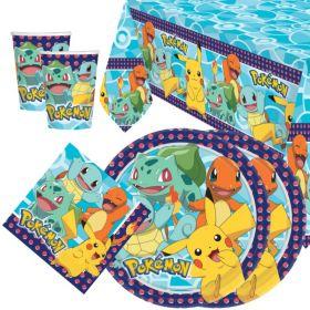 Pokemon Party Tableware Packs