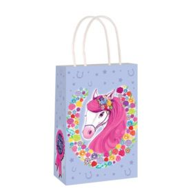 Ponies Paper Party Bag