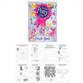 Ponies Fun Puzzle Book