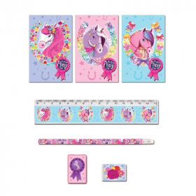 Ponies Stationery Set