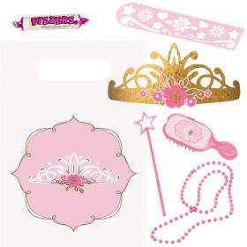Princess for a Day Party Pre Filled Party Bags (No. 1), One Supplied