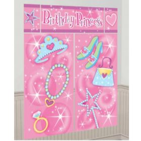 Princess decorating kit