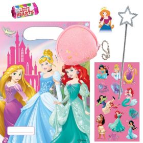 Princess Filled Party Bags