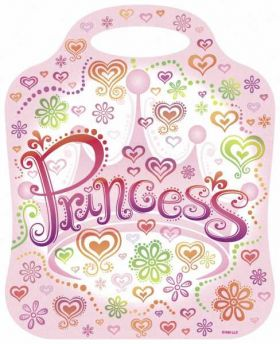 Princess Diva Party Bags, 8 pack