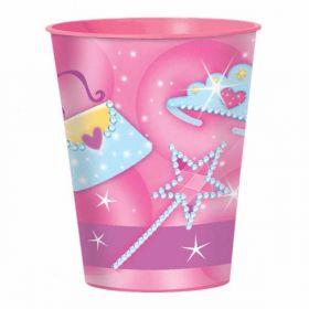 Princess Plastic Gift Cup