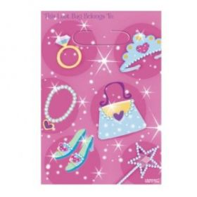 Princess Party Bag 8pk