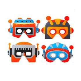 Space Robot Masks
