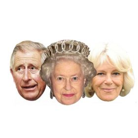 Royal Family 3 Pack