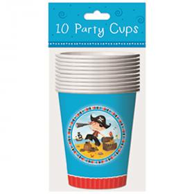 Pirate Cups pk10