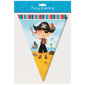 Pirate Party Bunting 3.2m