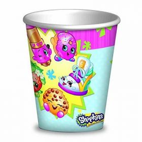 Shopkins Paper Cups pk8