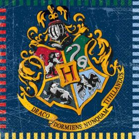 Harry Potter Napkins pk16