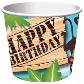 Safari Adventure Paper Treat Cups pk6