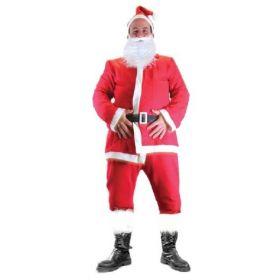 Men's Santa Suit