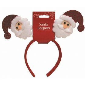 Santa Head Bopper