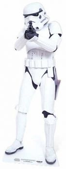Star Wars Stormtrooper Cutout 183cm