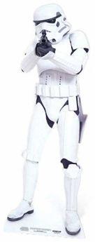 Star Wars Stormtrooper Cutout 183cm