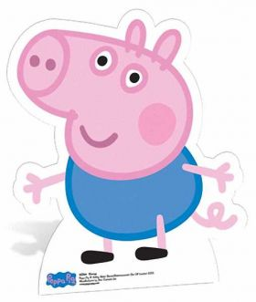 George Mini Cutout (Peppa Pig)