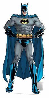 Batman Cutout 195cm