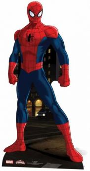 Spiderman Life Sized Cardboard Cutout