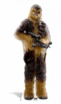Star Wars Chewbacca Cutout