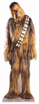 Star Wars Chewbacca Mini Cutout