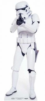 Star Wars Stormtrooper Mini Cutout