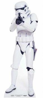 Star Wars Stormtrooper Mini Cutout
